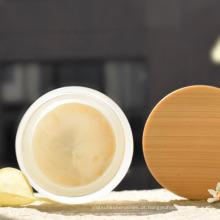 Creme facial de cânhamo CBD natural
