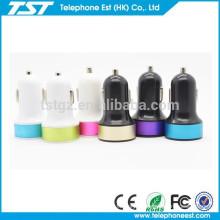 Beautiful Design 5V 2.1A Chargeur de voiture Micro USB