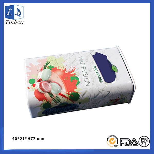 Wholesale Tin Plate Small Box