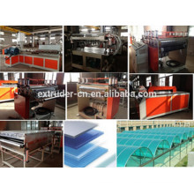 PC Hollow Plate Extrusion Line/Machine