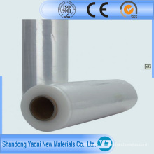 PE Stretch Film Pallet Shrink Wrap Polyethylene Transparent Stretch Film