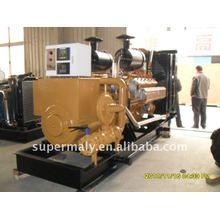 CE approved factory price gas electric generator