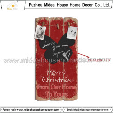 China Factory Custom Christmas Blackboard