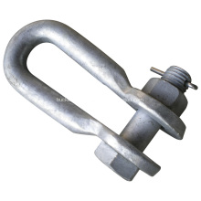 High Quality Galvanized U7 shackles Electric shackle