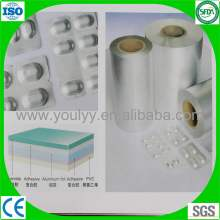 Blister Pharma Packaging Aluminum Foil