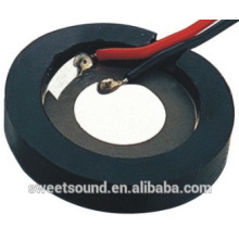 Transducteur à atomiseur ultrasonique 25 mm 1,7 mhz élément piézoélectrique pour filtre à air humidificateur