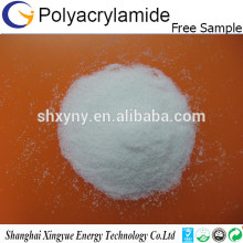Cation/Anion polyacrylamide for water treatment flocculant
