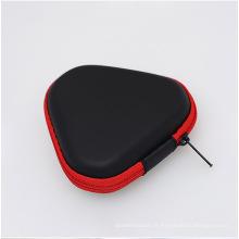 Cas de stockage d'écouteur EVA léger portable durable