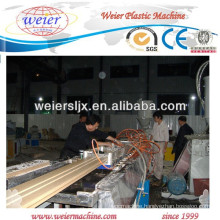 WPC Deck Board and Wood Plastic Composite Decking line