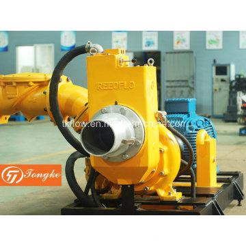 High Efficency Dry Priming Self Priming Water Pump