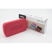 2016 Haut-parleur sans fil portable sans fil Bluetooth, mini haut-parleur Bluetooth de musique My590bt avec prise de carte SD