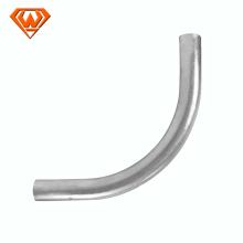90 градусов стальной локоть emt для электрические фасонные части для трубки