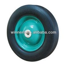 Rueda sólida de goma 8x1.75 para lavadora a presión
