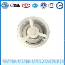 Non-Return Valves for Water Meter in Plastic Body
