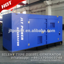 Generador de poder diesel silencioso 50kva