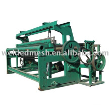 full automatic plain wire mesh making machine