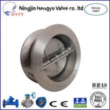 Private label OEM split disc check valve
