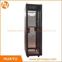 Recinto impermeable IP65 del metal de la prenda impermeable del gabinete de red de la capa del polvo modificado para requisitos particulares