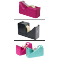Fancy color plastic tape dispenser