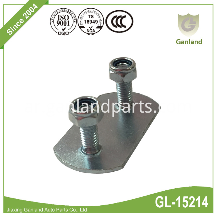 rivet with 2 caps GL-15214Y4