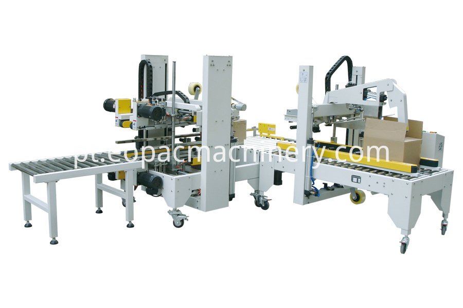 Automatic Case SIde Sealer Packing Machine