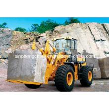 Carregador quente da forquilha da pálete da parte dianteira da venda 20t para a rocha Lw500kn