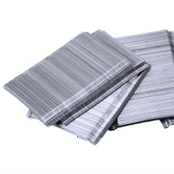 Steel fiber for reinforcement of concrete