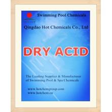 93% de sulfato de hidrógeno sódico para productos químicos para piscinas (reductor de pH)