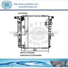 Kühler für Ford Ranger 01-04 OEM: 1F8015200 / 1L5H8005GA / HA / 1L5Z8005GA / HA