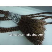 curtain tieback tassel, horse tassel