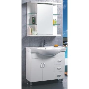 Шкаф ванной комнаты MDF / PVC (C-6309)