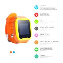 Reloj personal del perseguidor del GPS mini R13s