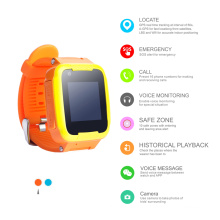 Personal GPS Tracker Mini Watch R13s