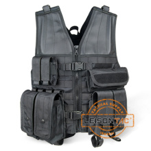 Police Tactical Vest with ISO Standard Waterproof and Flame Retardant