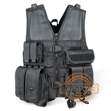 Polícia Tactical Vest com padrão ISO impermeável e retardador de chama