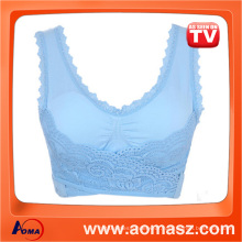 Ladies Sexy Spot Bra Lace Genie Bra With Pad AS SEEN ON TV