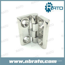 RH-161polished heavy duty stainless steel hinges for cabinet