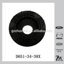 Peça de reposição japonesa do carro para o suporte do rolamento dianteiro de Mazda para Mazda 2 DE OEM: D651-34-38X