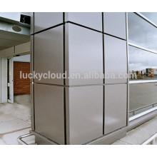 Panel Aluminium Aluminium-Verbundplatte Fachada Alucobond