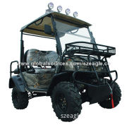 Electric Hunting Buggy, Four Wheel Driving, 4WD/2WD Switchable, Off-road