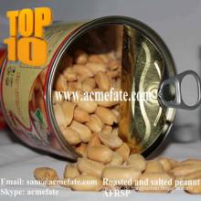 Dosen gesalzen und geröstete Erdnüsse Snack Essen beliebt auf dem Markt