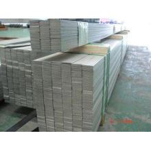 3mm / 6mm Polished Stainless Steel Flat Bar Stock Custom Cu