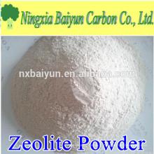 Poudre de zéolite blanche 200 mesh pour la filtration de l'eau