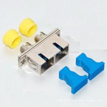 FC-SC гибридный дуплексный медный оптоволоконный адаптер