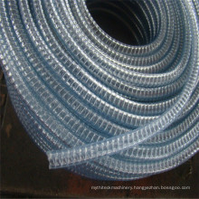 1 1/2 Inch Food Grade PVC Steel Wire Braided Reinforced Clear Hose 10bar