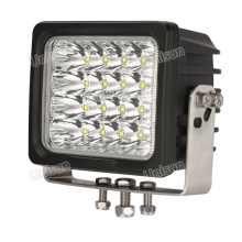 "12V-24V 6 ""100W CREE LED Machine Lampe de travail"