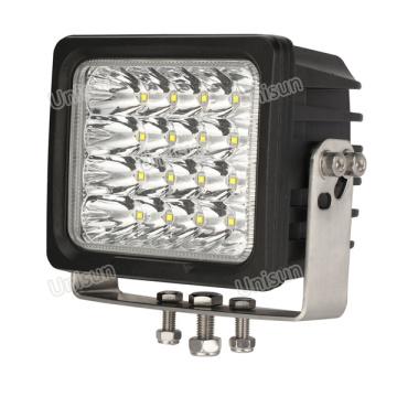 """12V-24V 6 """"100W CREE LED-Maschinen-Arbeitslampe"""