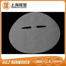 alta calidad super seda facial máscara hoja de fábrica