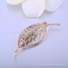 kundenspezifische Magnet Brosche / Broches Kristall Hochzeit koreanische Brosche