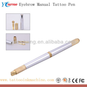 Pengcheng 3D sobrancelha manual Tattoo Pen